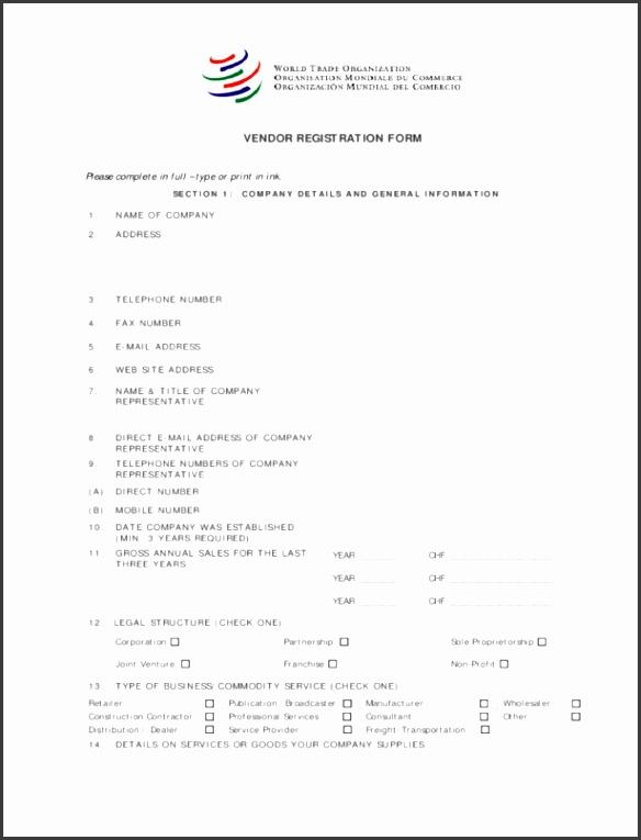 Paper Registration Form Template Free Menu Templates Printable