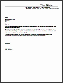 Professional Cover Letter Template Free Download Create Edit Fill and Print