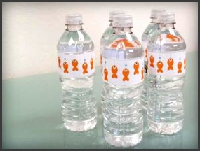 Baby Shower Water Bottle Labels at Bump Smitten