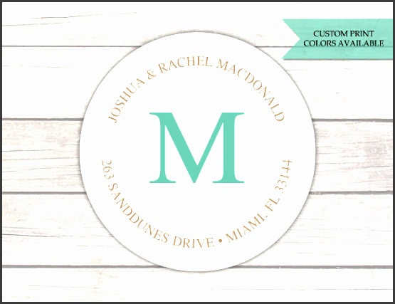 Return Address Label Templates Free Sample Example Format