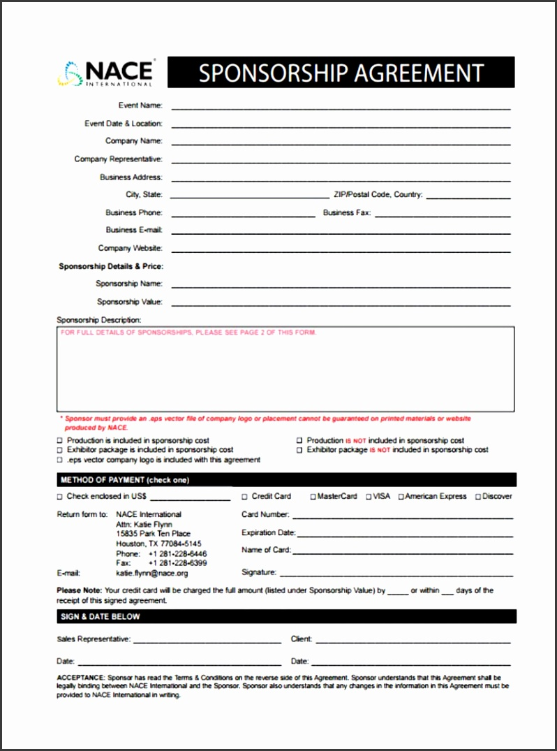 Legally Binding Loan Agreement Template Free Sample Sponsorship Private General Contract Between Family 840