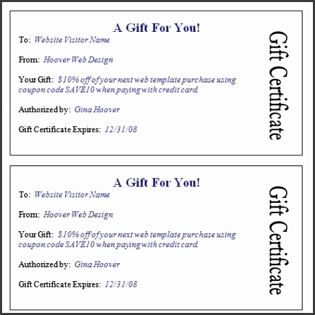 t certificate template word Points to Note of Choosing Best Massage Gift Certificate Template