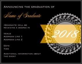 Graduation Announcements Templates Graduation Announcements