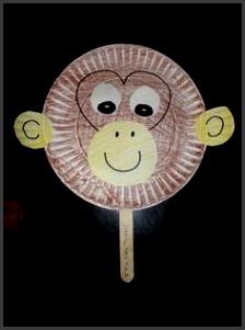 Preschool Animal Crafts Printable Animal Masks Craft Kids Crafts FirstPalette VBS Craft ideas Pinterest