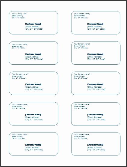 Printable Labels Templates
