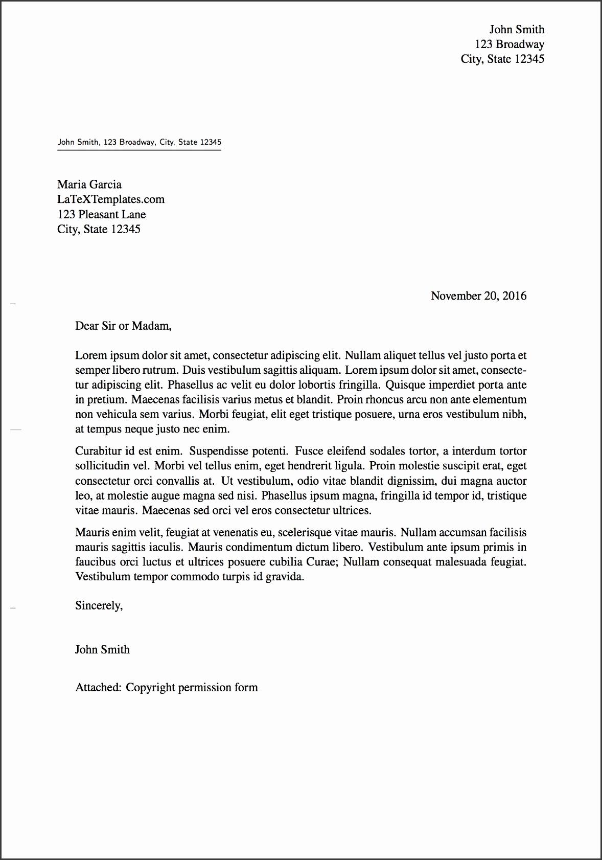 Full Template Description and Download  · Elmueller Formal Letter