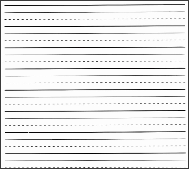 Kids Printing Paper lined paper template kids tomuco easy coloring pages