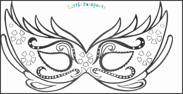 Mardi gras mask template Mardi Gras Mask Template Drawn Masks Brazil Carnival 1 Print Marvelous with