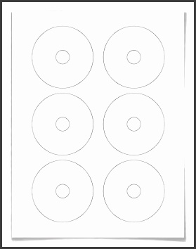 Download Free CD DVD Label Templates