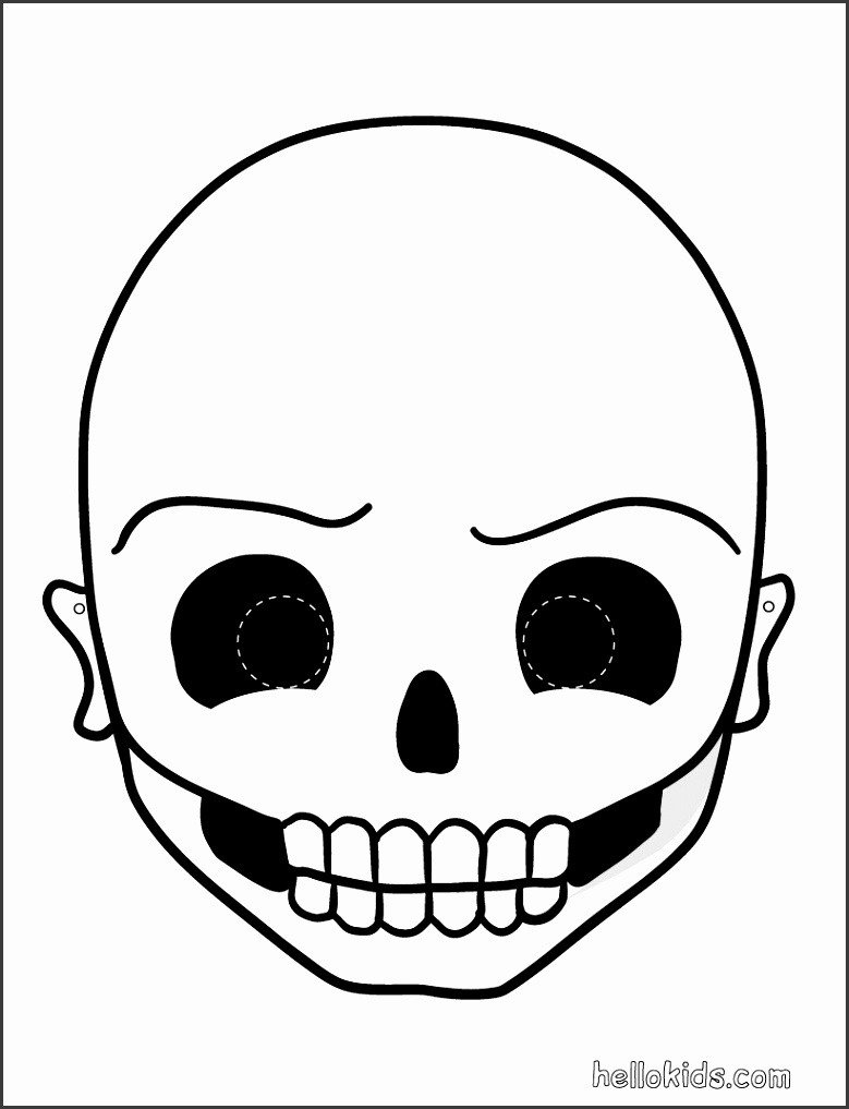 Printable Halloween masks Halloween monster masks for kids