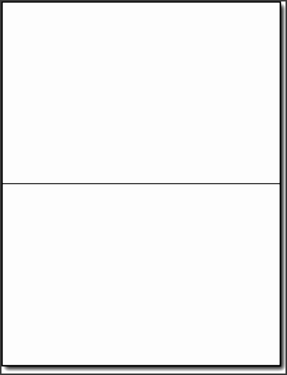 microsoft word greeting card template blank half fold greeting cards 80lb white desktopsupplies printable
