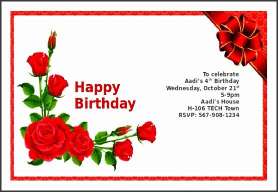 top microsoft word birthday card template design Superb Microsoft Word Birthday Card Template Wallpaper