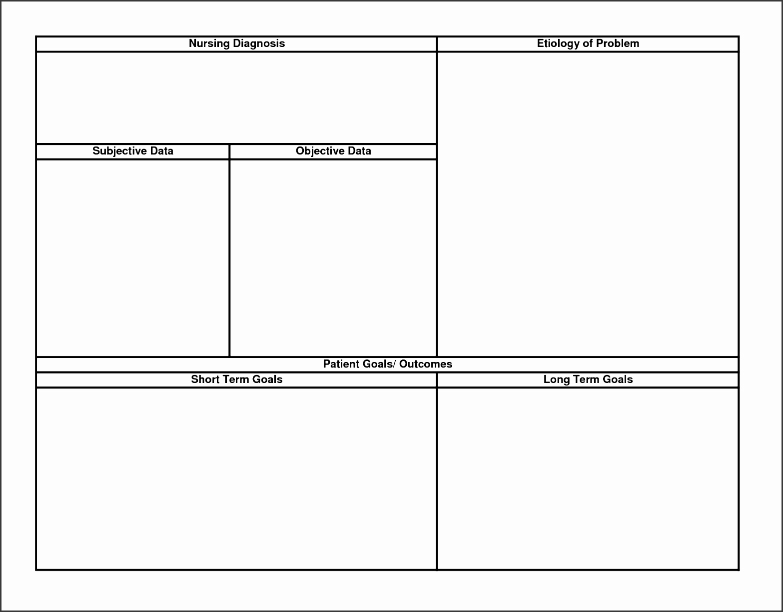 Nursing Home Business Plan Pdf Care Template Pinterest Design