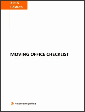 Plan your entire office move from start to finish with this definitive checklist