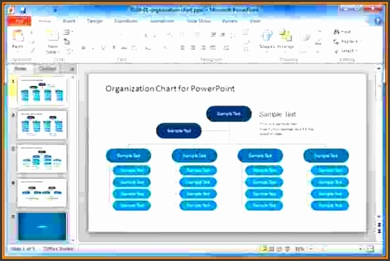 Chart Templates For PowerPoint
