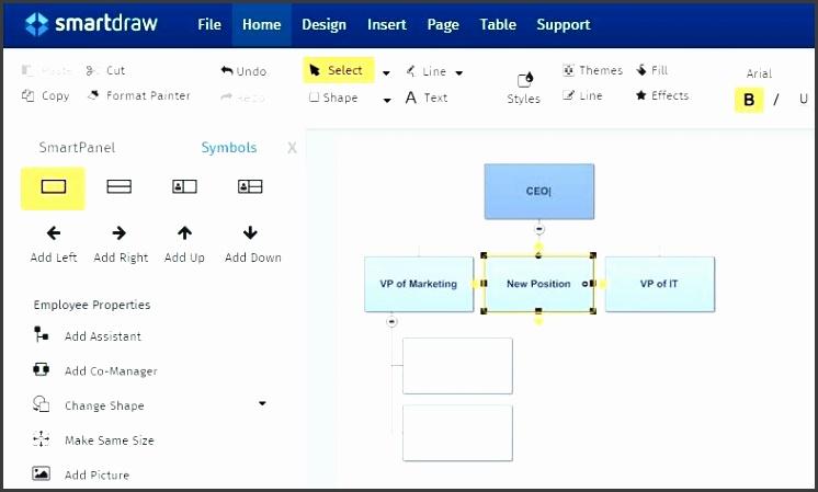 editable org chart add org chart position add org chart box template organizational chart powerpoint