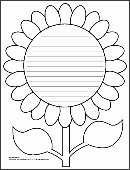 10 Paper Flower Pot Template - SampleTemplatess ...