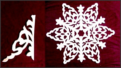 VIEW IN GALLERY snowflake 24