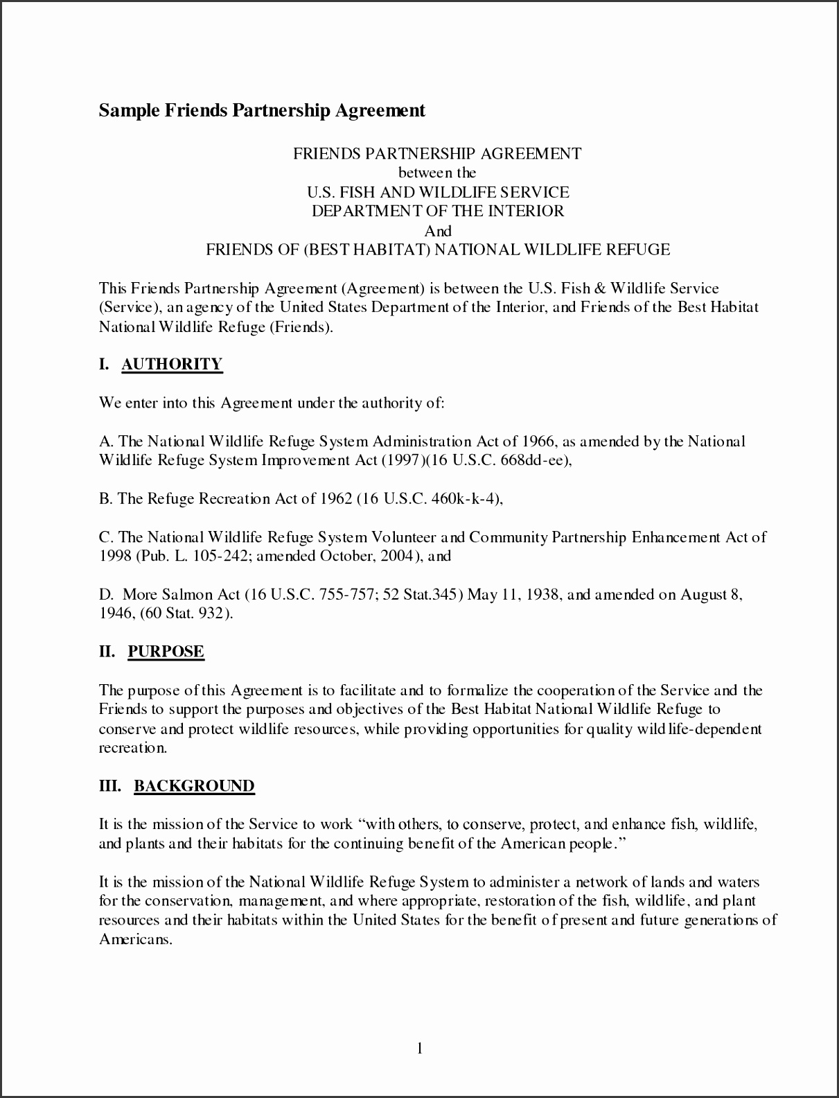 Partnership Contracts Template With Small Contract Template 28 9 Business Agreement And Free Partnership Agreement