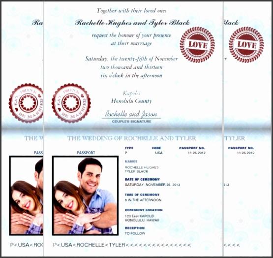 passport invitation template 11 free psd vector eps ai