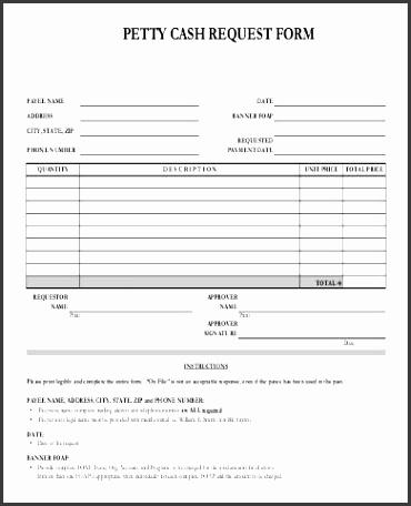 Petty Cash Request Form Template Petty Cash Request Form Sample Honegeocvcco Printable