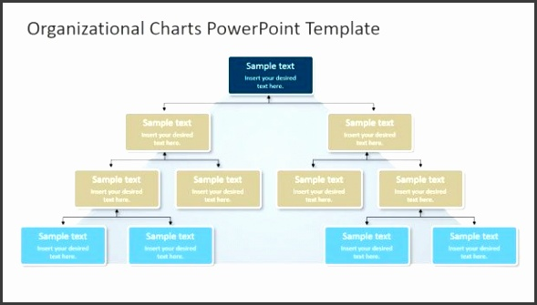 Powerpoint chart template screenshoot Powerpoint Chart Template 7124 02 Organizational Charts 13 Concept Excellent with medium