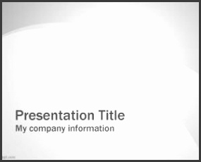 Professional Slide Powerpoint Template regarding Professional White Powerpoint Templates 5466
