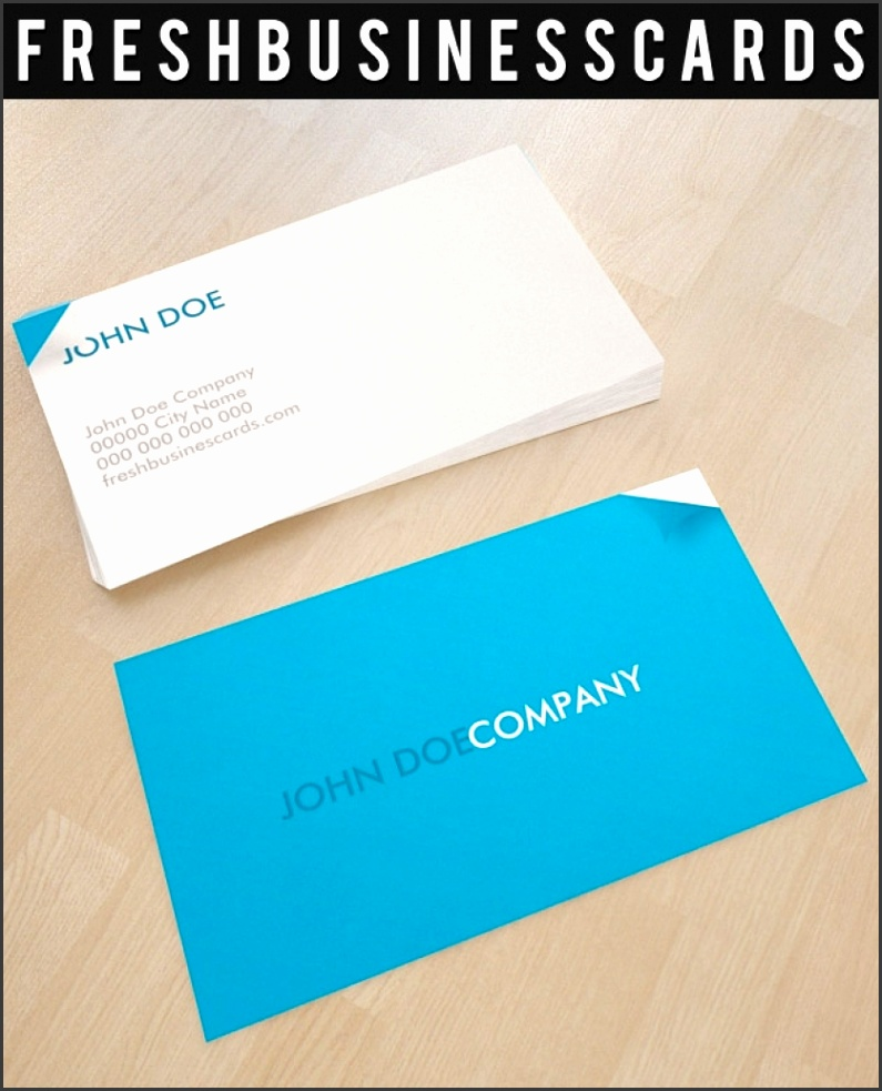 Design And Print Business Cards At Home Blue Business Card For Printing House Unique Business Cards