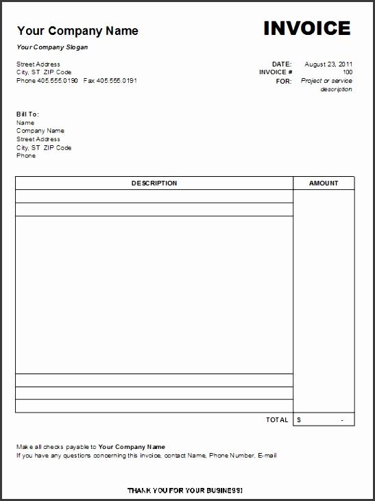 Microsoft Invoice Template Uk Free Printable Invoice Template Uk Free Printable Invoice Template Microsoft Word