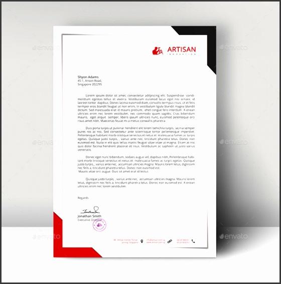 Professional Letterhead Designs 40 Free Premium Letterhead Templates In Multiple Formats
