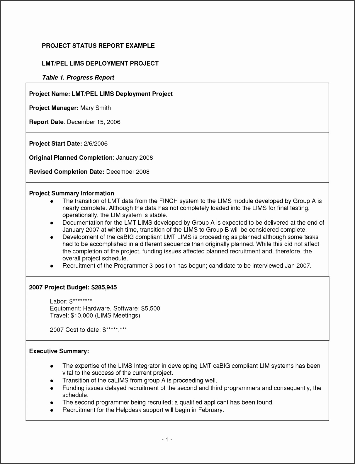 Project Management Status Report Template New Awesome Collection 5 Program Management Status Report Template