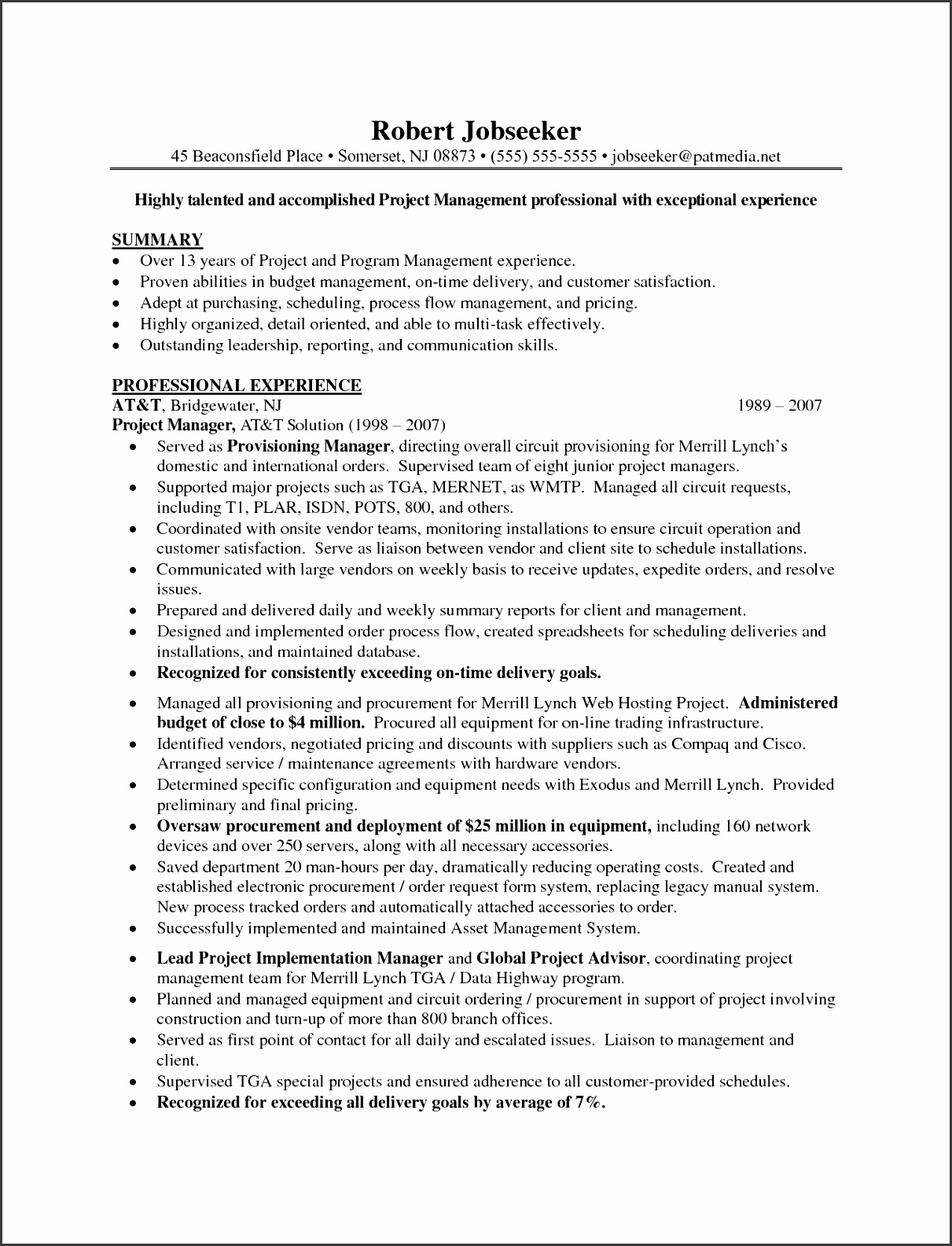 Project Manager Cv Template Construction Project Management Jobs Construction Project Manager Resume Template