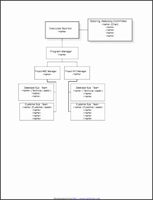 plex Word Project Organization Template