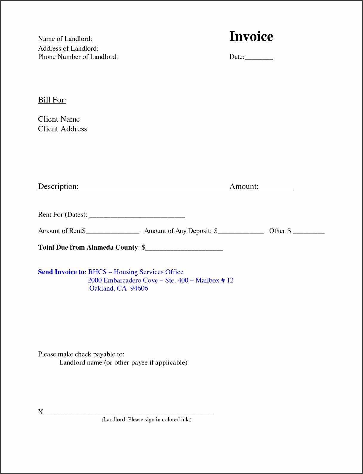 "rent invoice template 圖片 æ²'æœ‰ç¬¦åˆæ¢ä ¶çš""頁面ã€' – 精彩圖片搜"