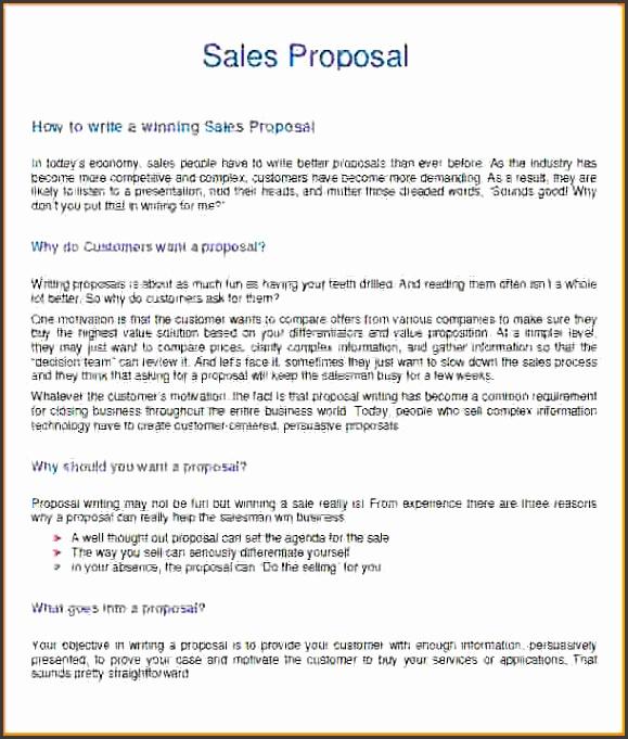 Product Sales Proposal PDF1 · Sales Proposal Templateles Proposal Ideas1