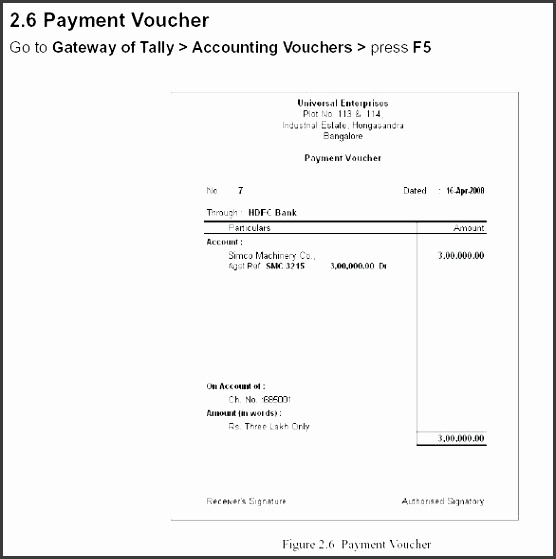 receipt voucher sample payment vouchers in receipt voucher sample excel