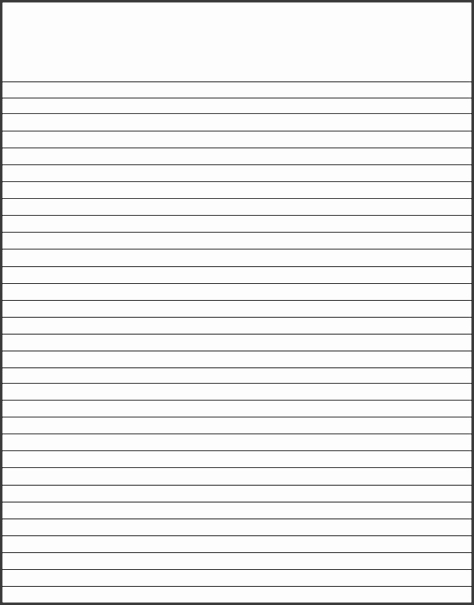 White Paper free printable letter writing paper