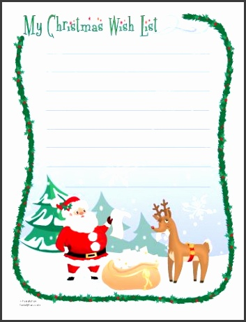 Image result for christmas list template