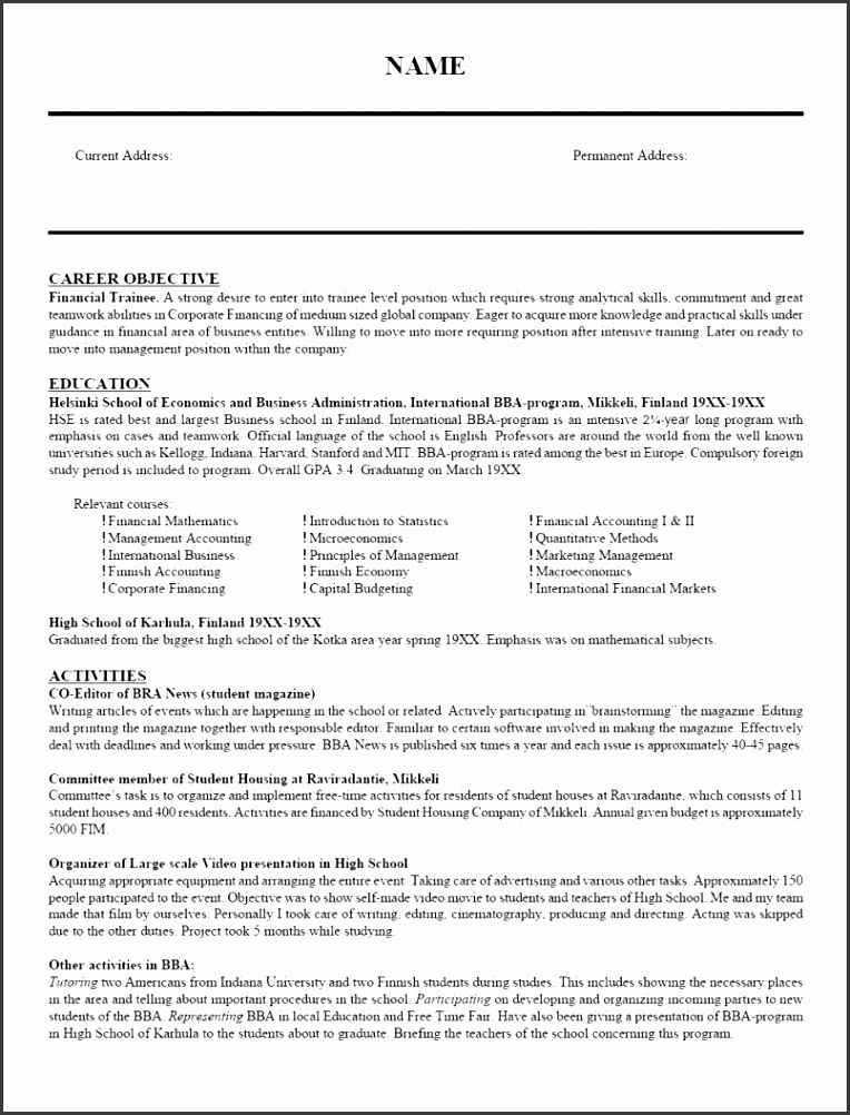 basic resume cover letter example pdf template free resume cover letter examples fotolip rich image and wallpaper free cover letter for resume