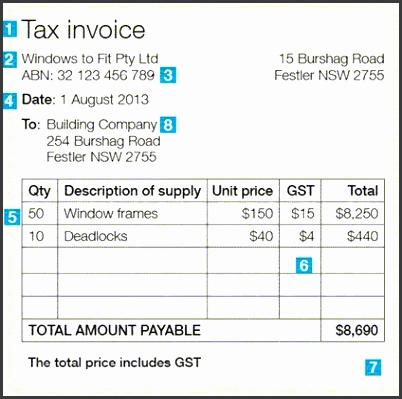 Template Invoice Australia Template Invoice Australia 28 Professional Australian Templates