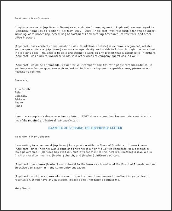 business re mendation letter template 6 business reference letter templates free sample example