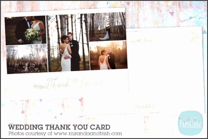 weding thank you card templates