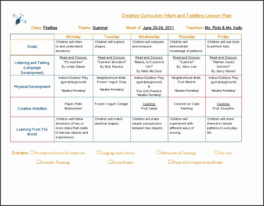 Emergent Curriculum Preschool Lesson Plan Template Creative Emergent Preschool Curriculum Pinterest