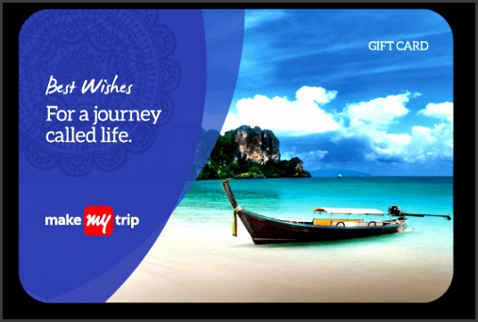 MakeMyTrip GiftCard
