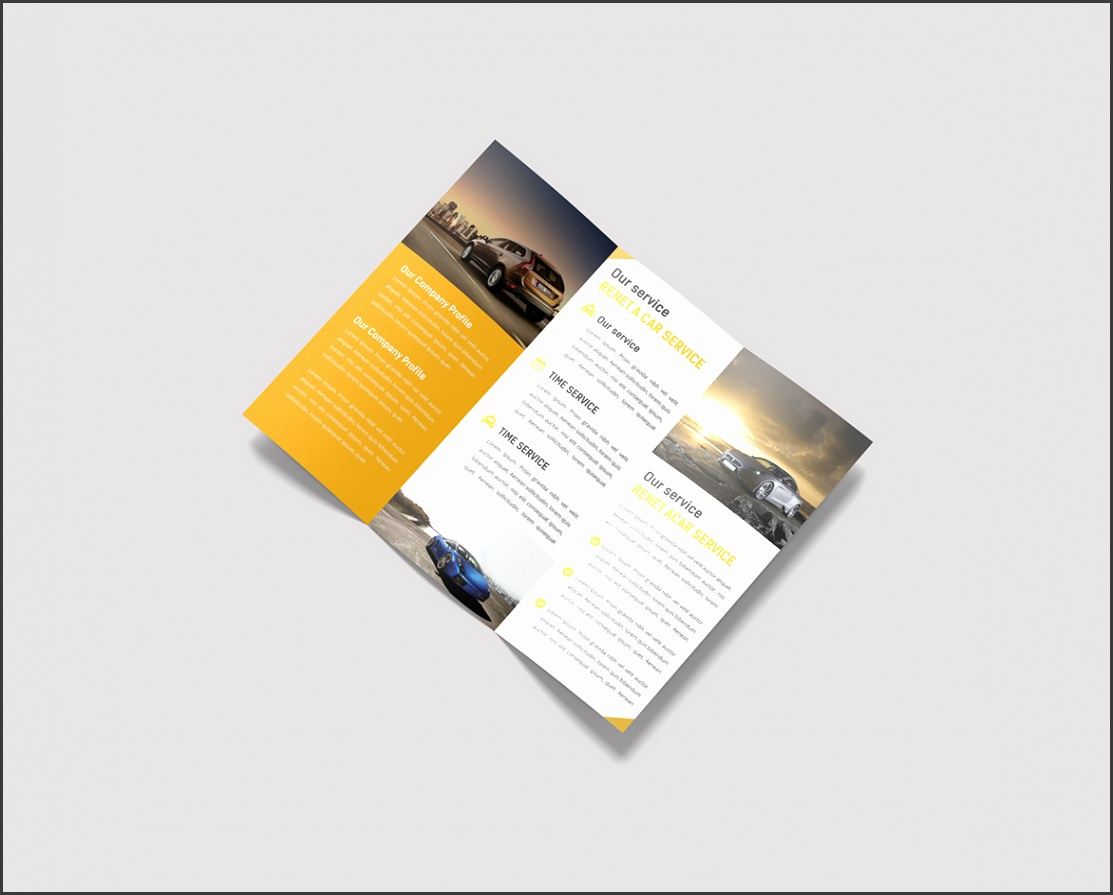 brochure templates psd
