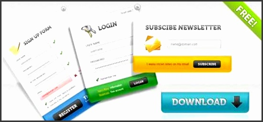 Here is a collection more than 25 Beautiful PSD Web Form Templates which is quality Login form PSD templates and absolutely free for