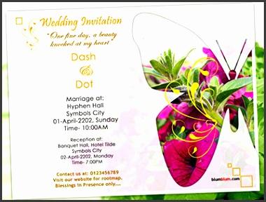 wedding card designs free