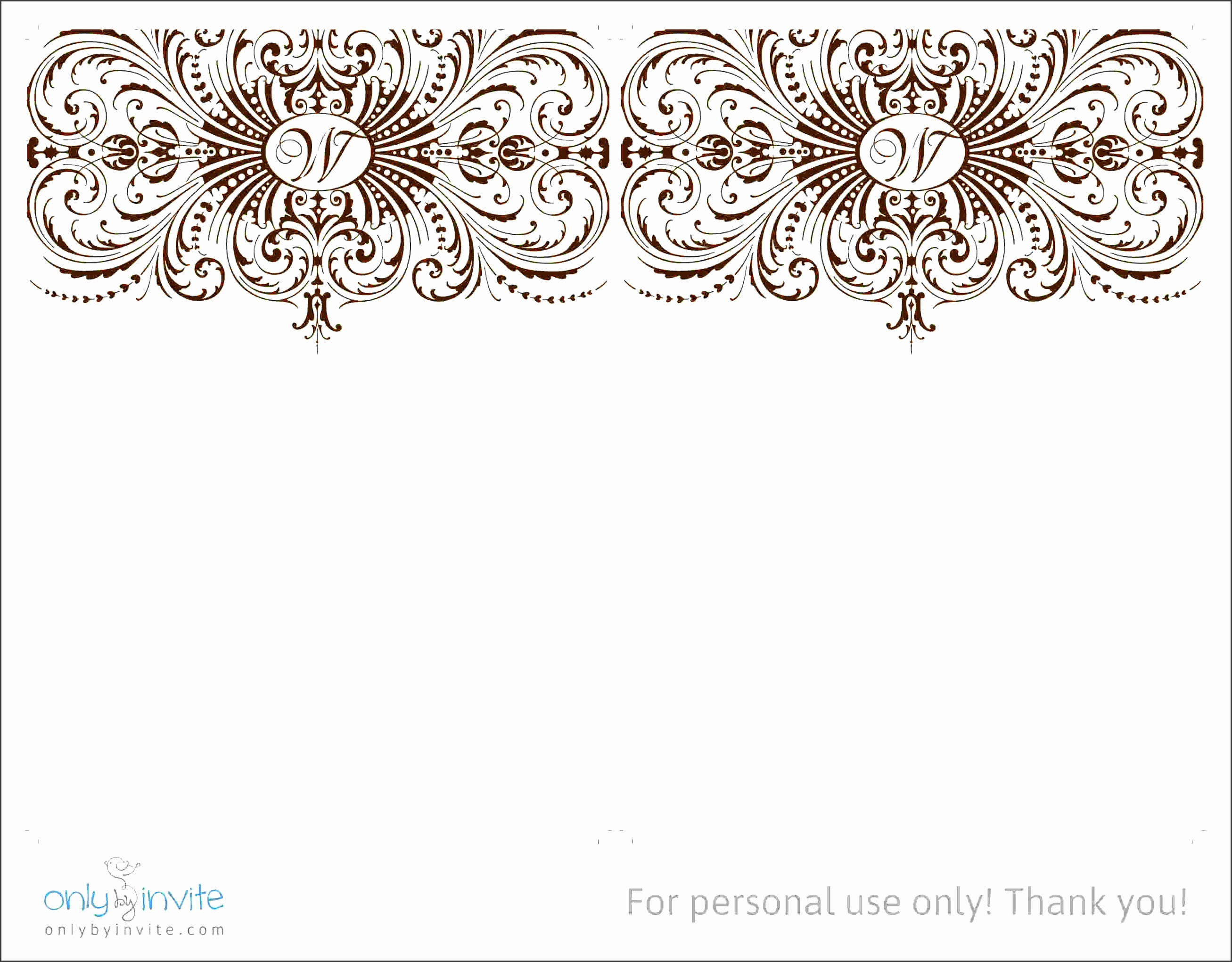 Related Image for Wedding Invitation Templates Word 2010