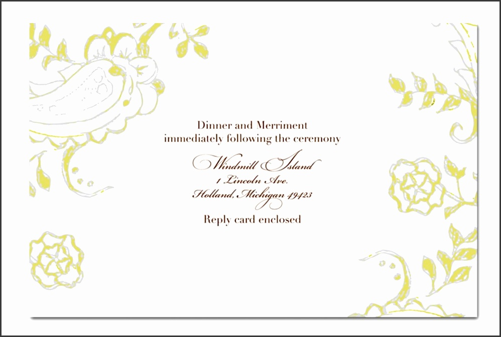 Wedding Card Templates Ppt – Free Wedding PowerPoint Flower Templates Collection of thousands of Invitation Templates from all over the world