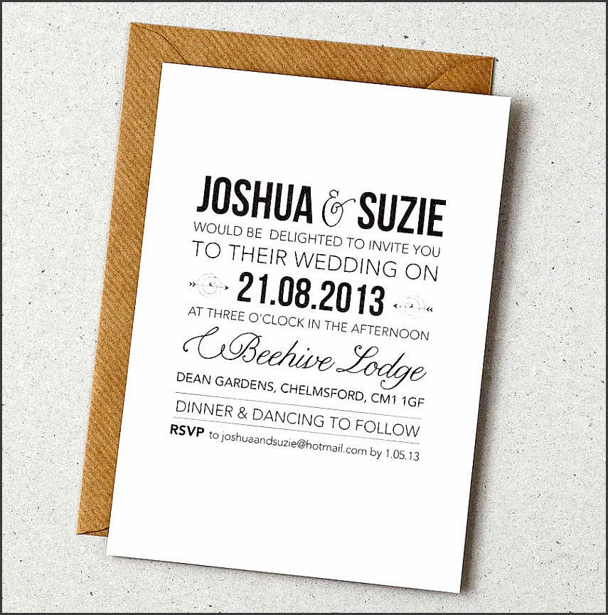 Back To Article → Attractive Wording for Wedding Invitations